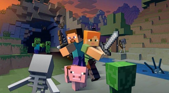 Microsoft compró Minecraft hace tres años por 2.500 millones de...