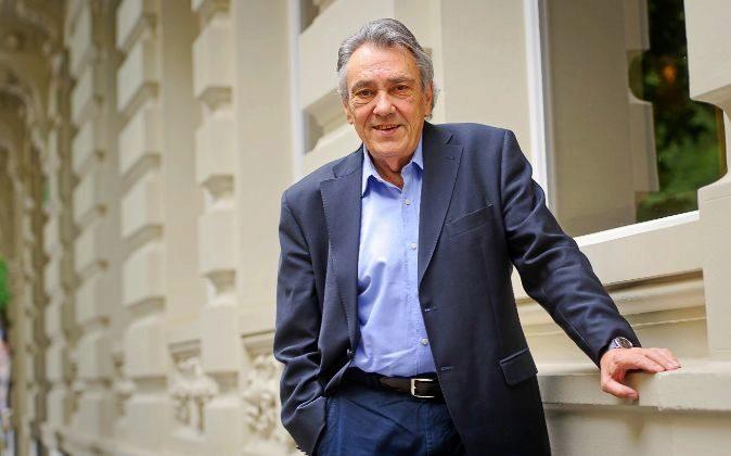 Manuel Escudero, autor del proyecto económico de Pedro Sánchez,...