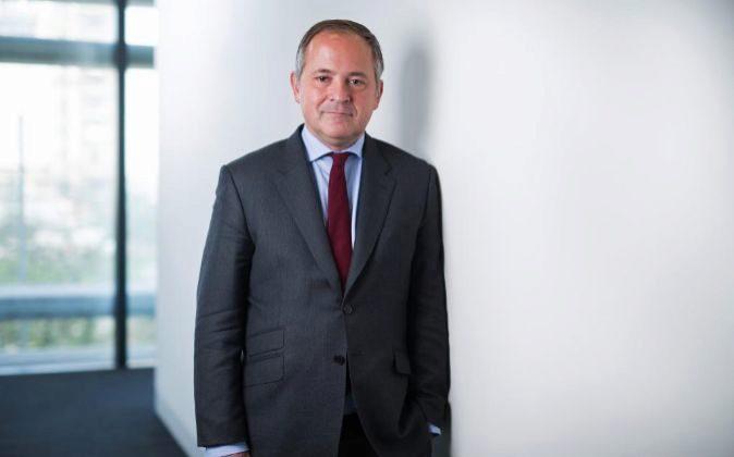 Benoit Coeure, miembro del Comité Ejecutivo del Banco Central Europeo...