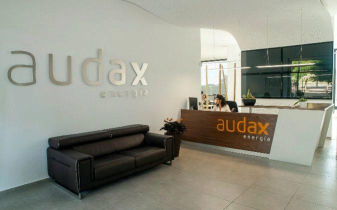 Oficinas de Audax Energía en Badalona (Barcelona)