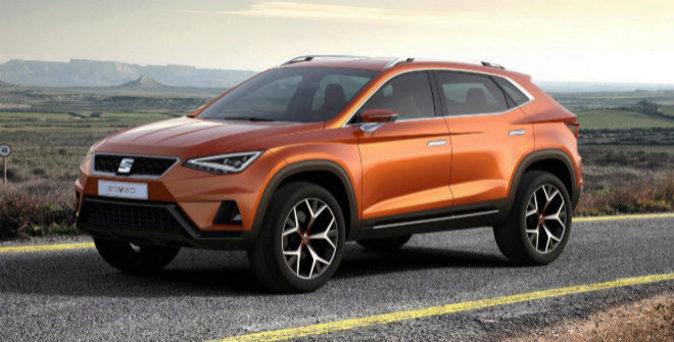El Seat 20V20 será el modelo en el que se basará el todocamino...