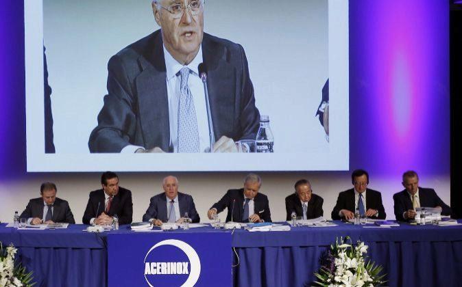 Junta de accionistas de Acerinox