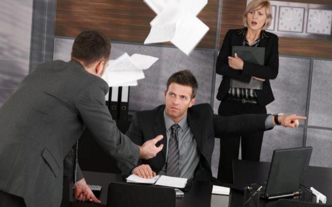 Hablar, sin llegar a la discusión, es la mejor manera de alcanzar la...