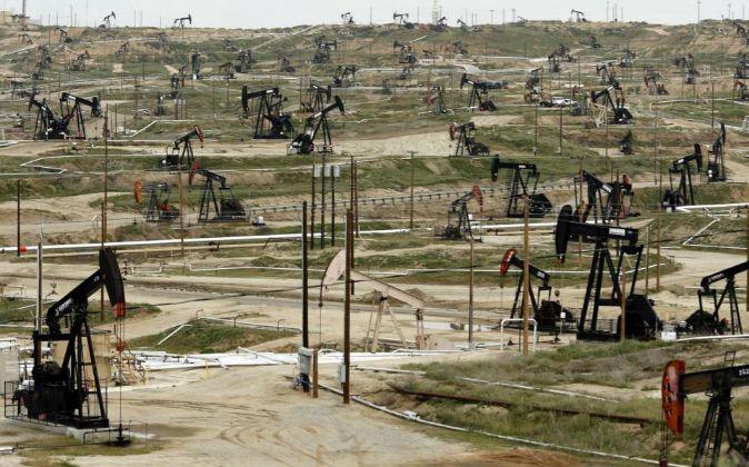 Pozos petrolíferos en California (EEUU)