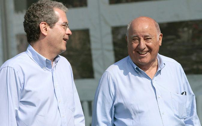 Pablo Isla y Amancio Ortega consiguen que Zara sea una de las empresas...
