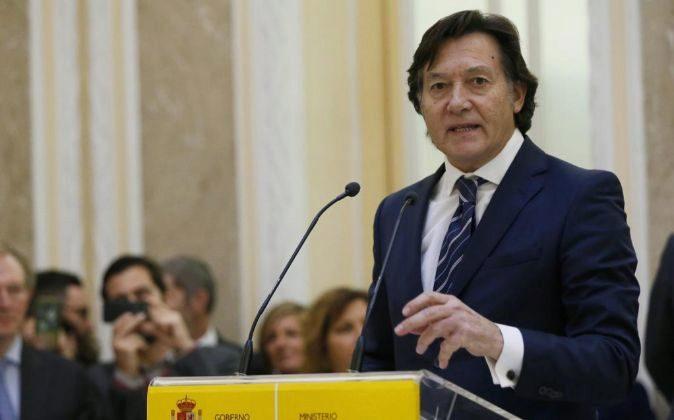 José Ramón Lete, presidente del Consejo Superior de Deportes (CSD).