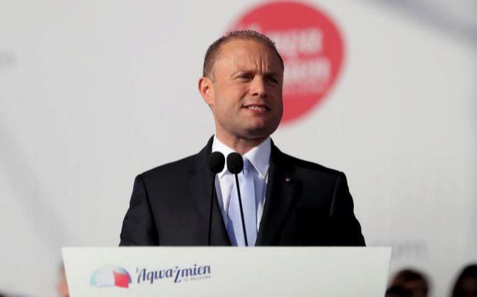 Joseph Muscat, Primer Ministro de Malta por el Partido Laborista
