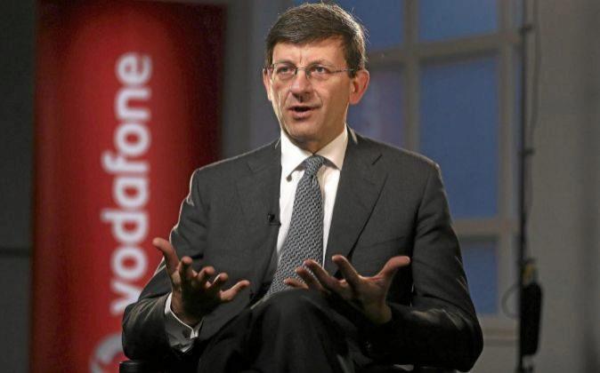 Vittorio Colao, consejero delegado del grupo Vodafone