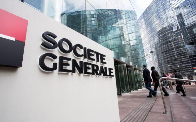 Oficinas de Société Générale.