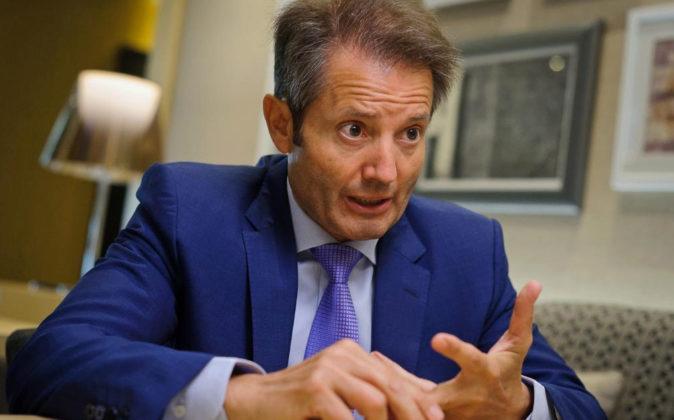 José Luis Groba, presidente de la Organización de Inspectores de...