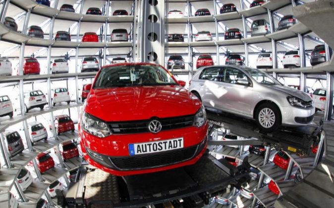 Sede de Volkwagen en Wolfsburg.