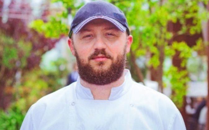 El chef Dante Liporace.