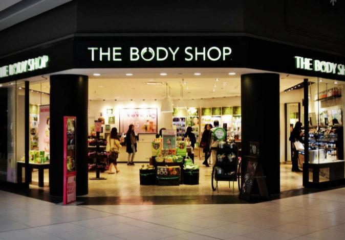 Un establecimiento de The Body Shop en una imagen de archivo.