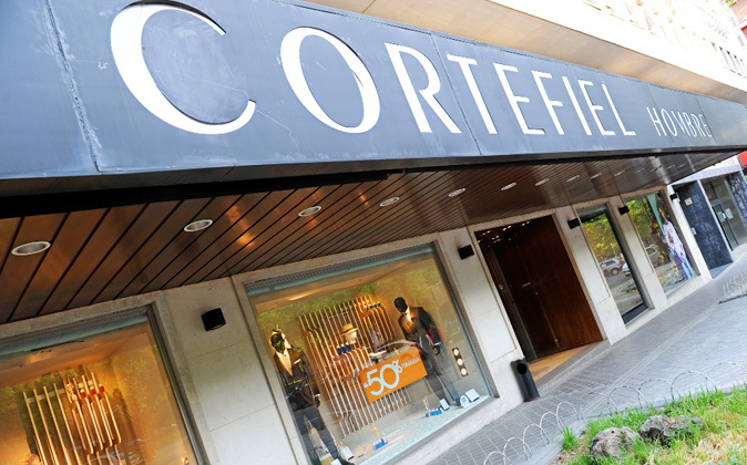 Local ocupado por Cortefiel en Paseo de la Castellana 180 propiedad de...