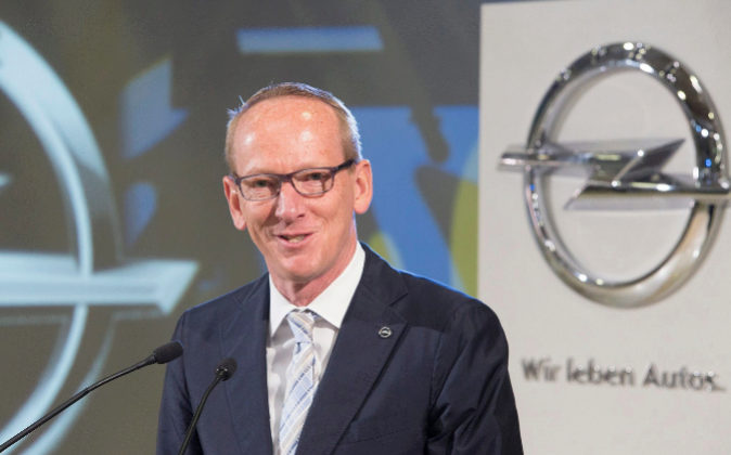 Karl-Thomas Neumann ha presentado su renuncia como CEO de Opel.