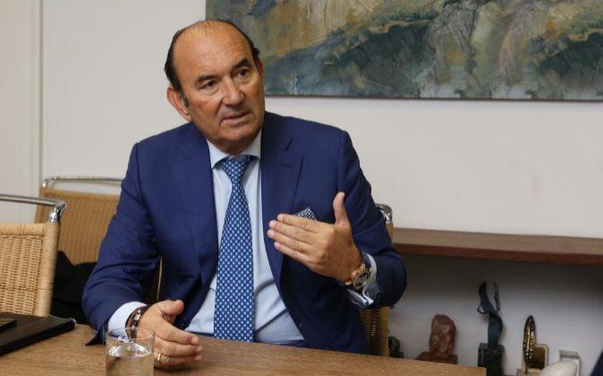 Félix Revuelta, fundador y presidente de Naturhouse.