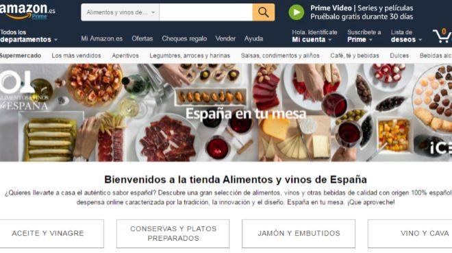 La nueva tienda de Amazon congrega la oferta de productos de...