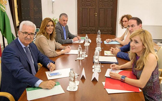 Jiménez Barrios, Díaz, Carnero, López, González de Lara y...