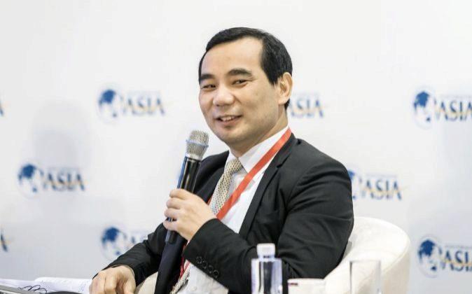 Wu Xiaohui, CEO de Anbang.