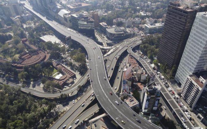 Infraestructuras de OHL México.