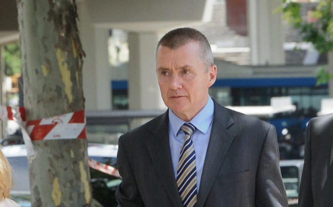 El consejero delegado de International Airlines Group, Willie Walsh.