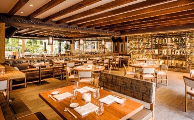 Nobu Restaurante & Lounge se ubica en el hotel marbellí de Puente...