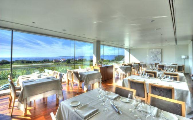 Culler de Pau, la 'mesa Michelin' con más lista de espera...