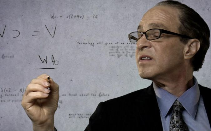 Ray Kurzweil, futurista, inventor y director de ingeniería de Google.