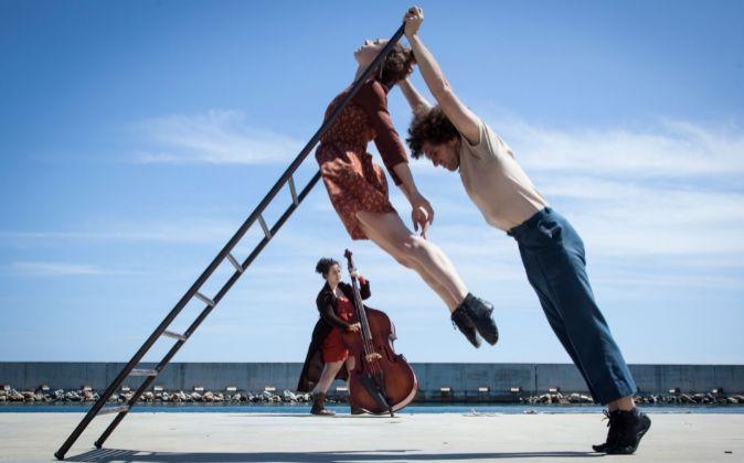 Twisting the Balance + Hotel Iocandi + Quim Bigas