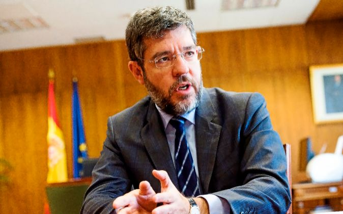 Alberto Nadal, secretario de Estado de Presupuestos y Gastos, en su...