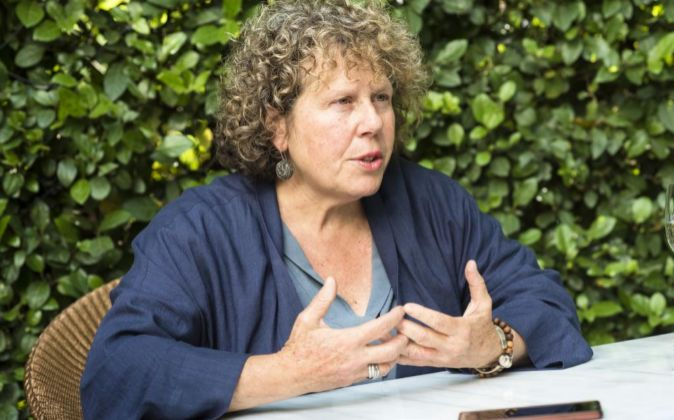 Lisa Gansky participó en el último 'Future Trends Forum'...