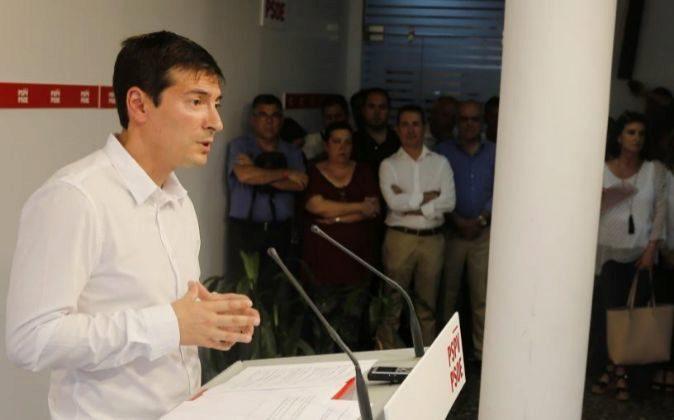 El alcalde de Burjassot (Valencia), Rafa García.