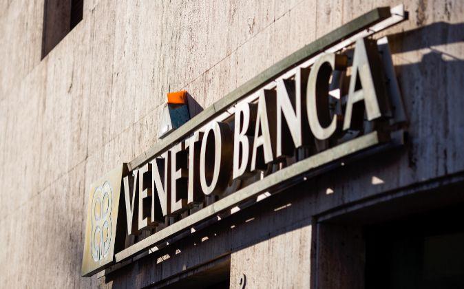 Oficina de Veneto Banca.