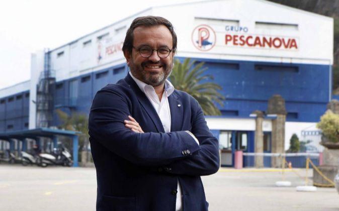 Ignacio González es el consejero delegado de Nueva Pescanova en la...