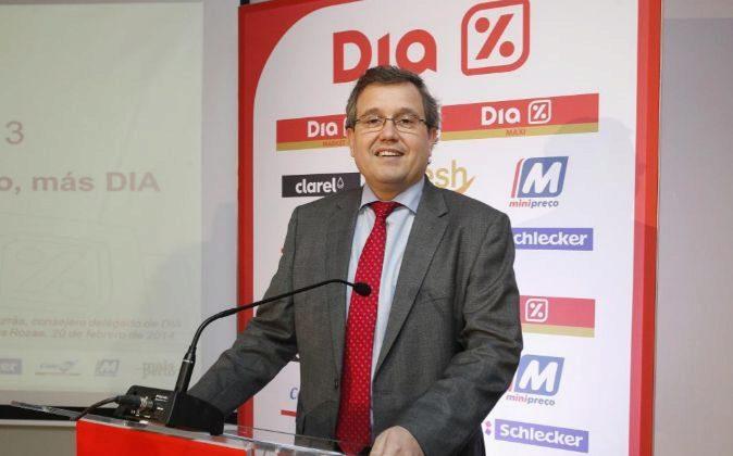 Ricardo Currás es el consejero delegado de Dia.