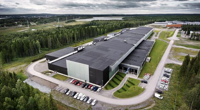 El centro de datos de Facebook se encuentra en la localidad sueca de...