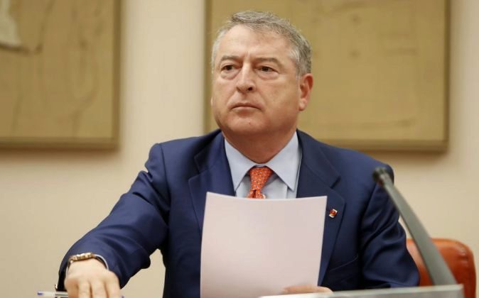 El hasta ahora presidente de RTVE, José Antonio Sánchez, que será...