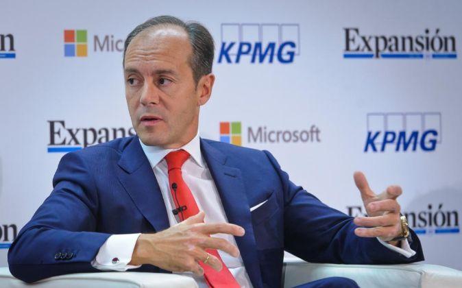 Rami Aboukhair, consejero delegado de Santander España.