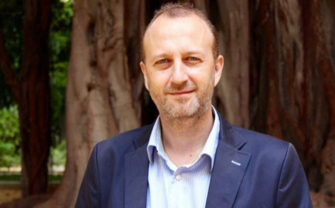 Alexis Marí, exportavoz de Ciudadanos en el parlamento valenciano.
