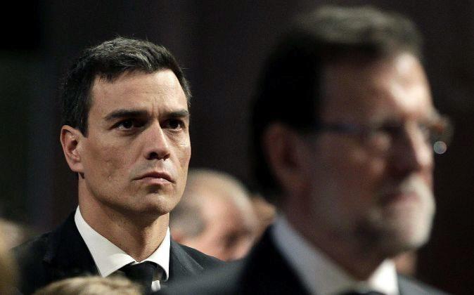 Sánchez considera a Rajoy no su adversario sino su enemigo. Par...