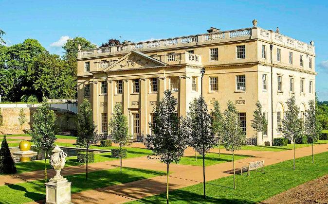 Benham Park, casa señorial que espera una reforma de altura.