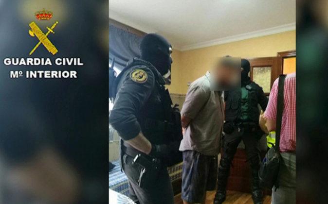 Detención de otro yihadista en Melilla en la mañana de este viernes.