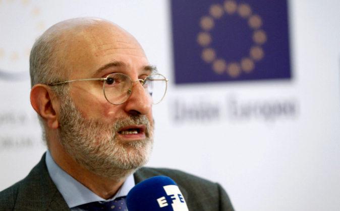 El embajador de la Unión Europea en Uruguay, Juan Fernández Trigo.
