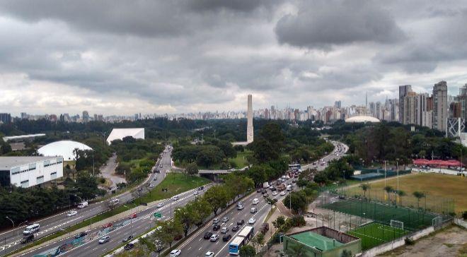 El área metropolitana de Sao Paulo, con 22 millones de habitantes,...