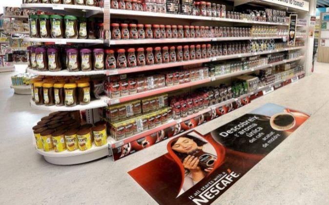 Productos de Nestlé