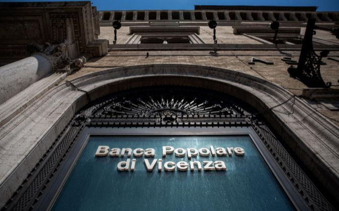 Oficina de Banca Popolare di Vicenza.