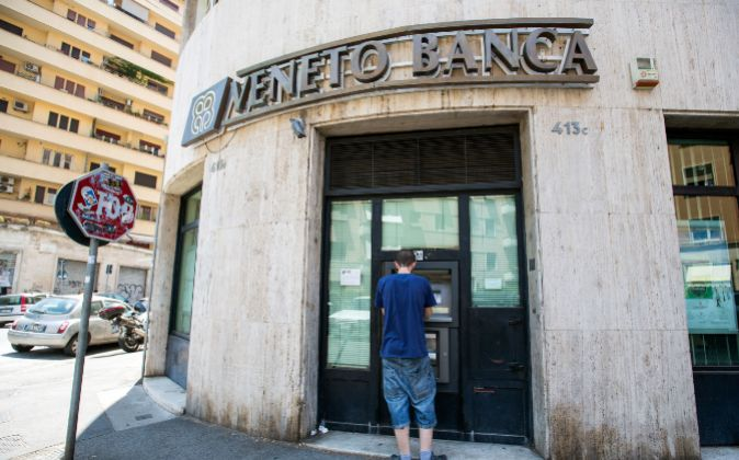 Sucursal de Veneto Banca.