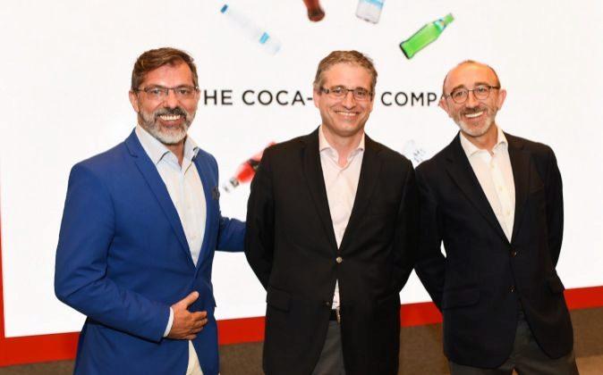 línea, Rafael Urrialde, Director de Nutrición y Salud de Coca Cola...