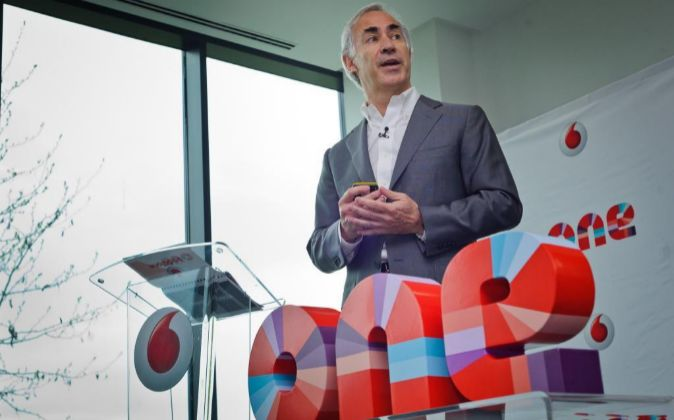 El consejero delegado de Vodafone España, Antonio Coimbra.