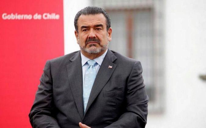 El empresario chileno, Andrónico Luksic